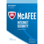 McAfee Internet Security - 1 Year, 1 PC (Download)