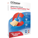 Piriform CCleaner Professional - 1 Year, 1 PC (Download)