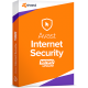 avast! Internet Security 1 Year 3PC