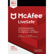 McAfee LiveSafe - 1 Year, Unlimited Devices